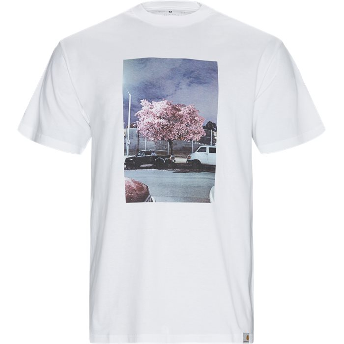 T-shirts - Regular - White