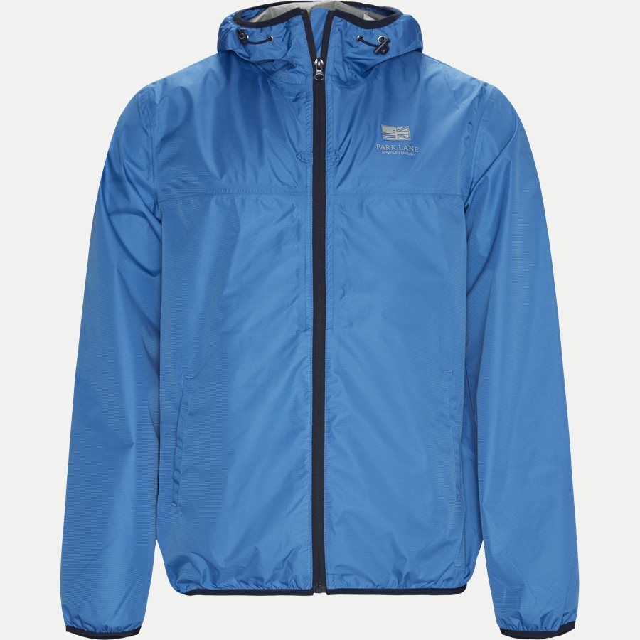 1744 JACKET 3 LAYER WATER RESISTANT - Vindjakke - Jakker - Regular - BLÅ - 1