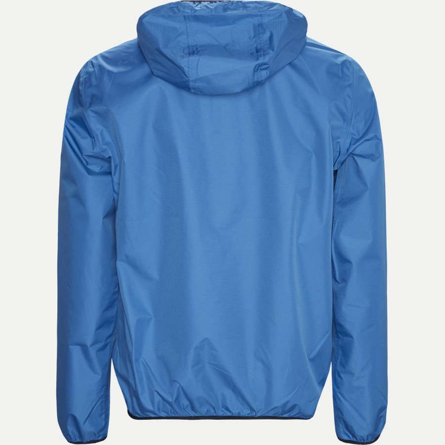 1744 JACKET 3 LAYER WATER RESISTANT - Vindjakke - Jakker - Regular - BLÅ - 2