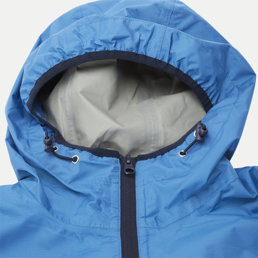 1744 JACKET 3 LAYER WATER RESISTANT - Vindjakke - Jakker - Regular - BLÅ - 3