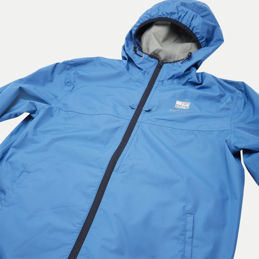 1744 JACKET 3 LAYER WATER RESISTANT - Vindjakke - Jakker - Regular - BLÅ - 6