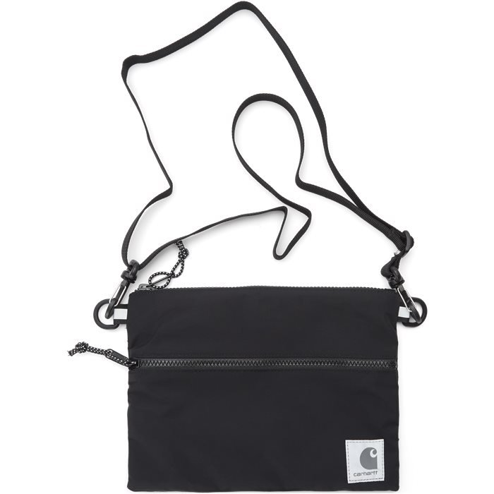 Dexter Strap Bag - Tasker - Sort