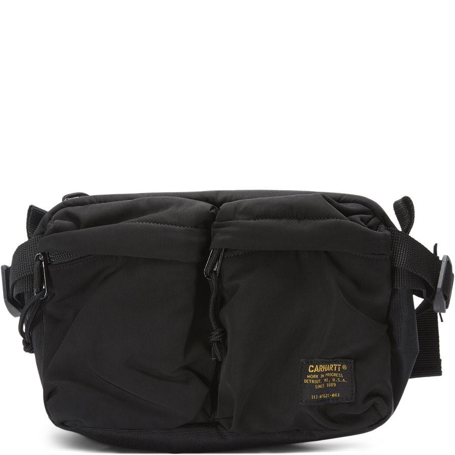 MILITARY HIP BAG I024252 - Military Hip Bag - Tasker - BLACK/BLACK - 1