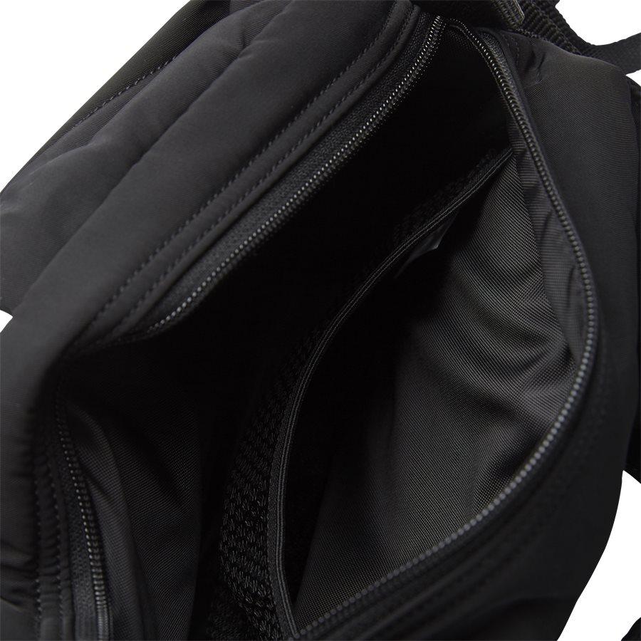 MILITARY HIP BAG I024252 - Military Hip Bag - Tasker - BLACK/BLACK - 3