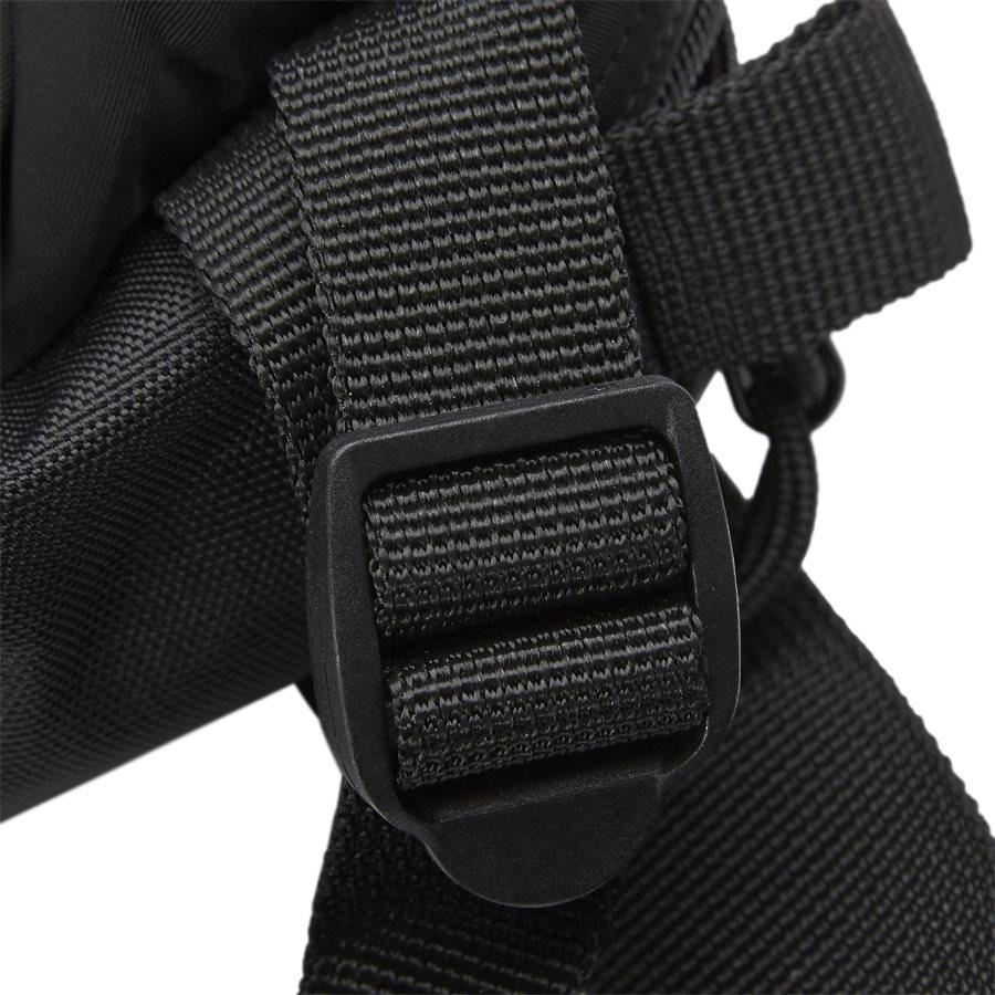 MILITARY HIP BAG I024252 - Military Hip Bag - Tasker - BLACK/BLACK - 5