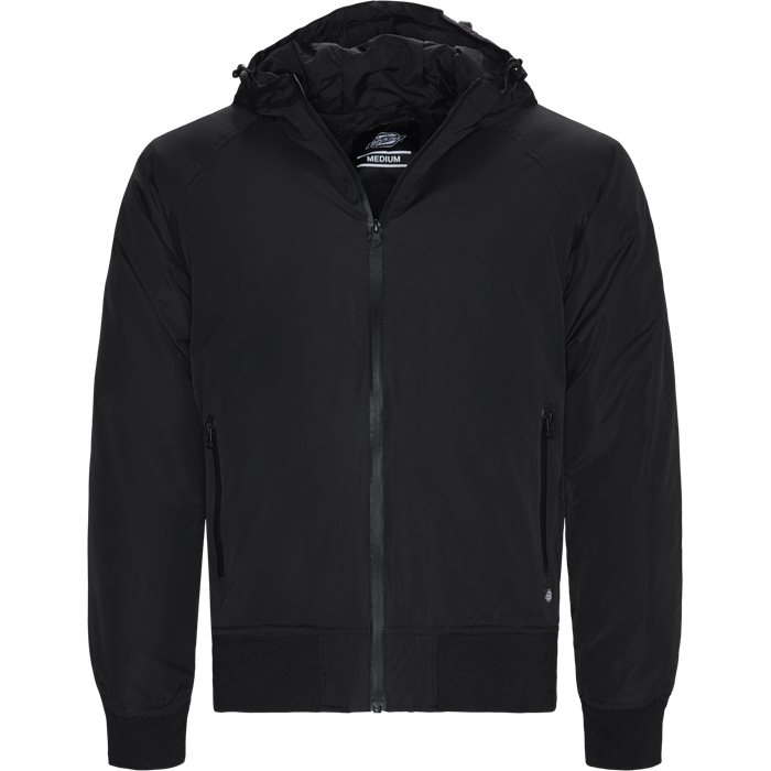 Fort Lee Jacket - Jakker - Regular - Sort