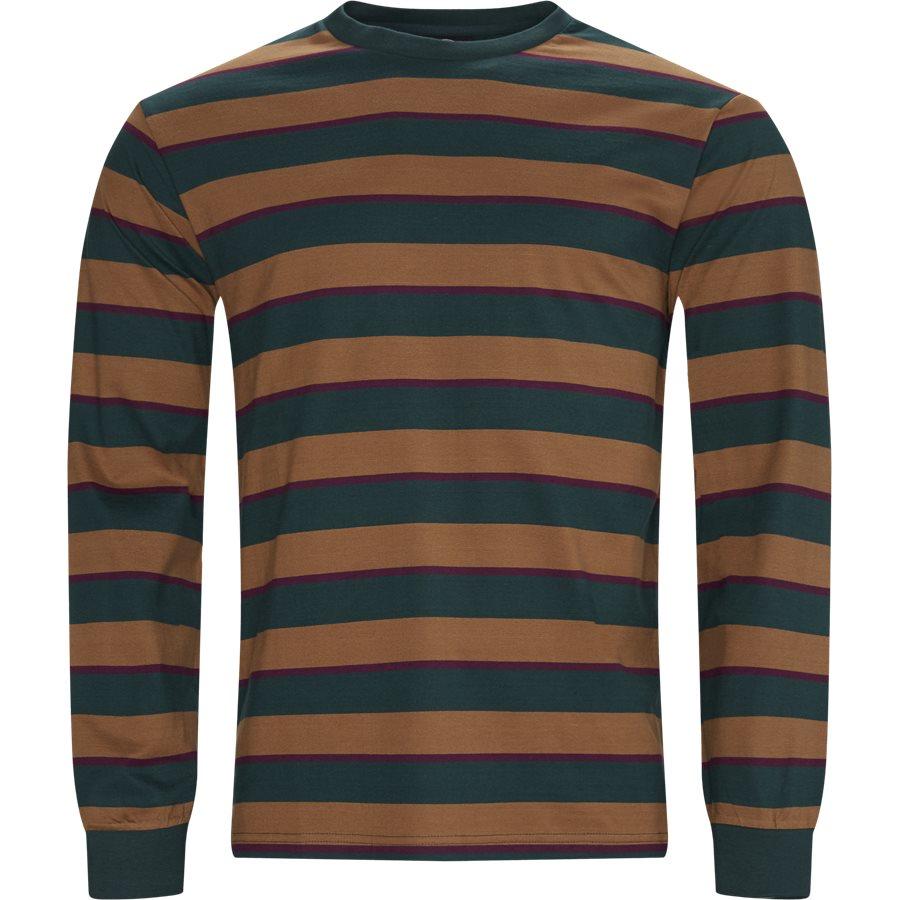 LS LATONIA 06-210659 - T-shirts - Regular - ARMY - 1