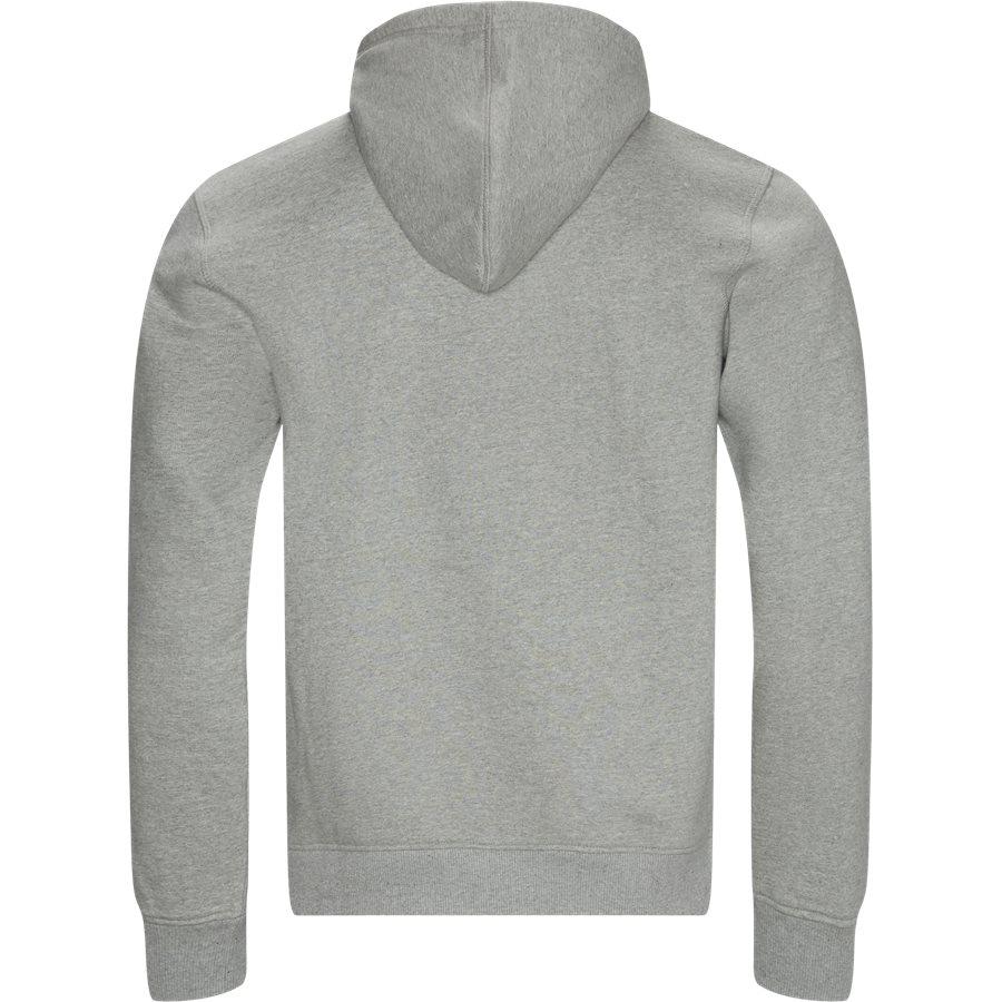 SAN ANTONIO 03-300187 - Sweatshirts - Regular - GRÅ - 2