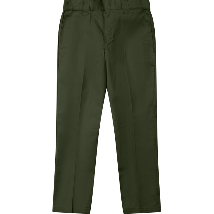 Work Pant - Bukser - Slim - Army