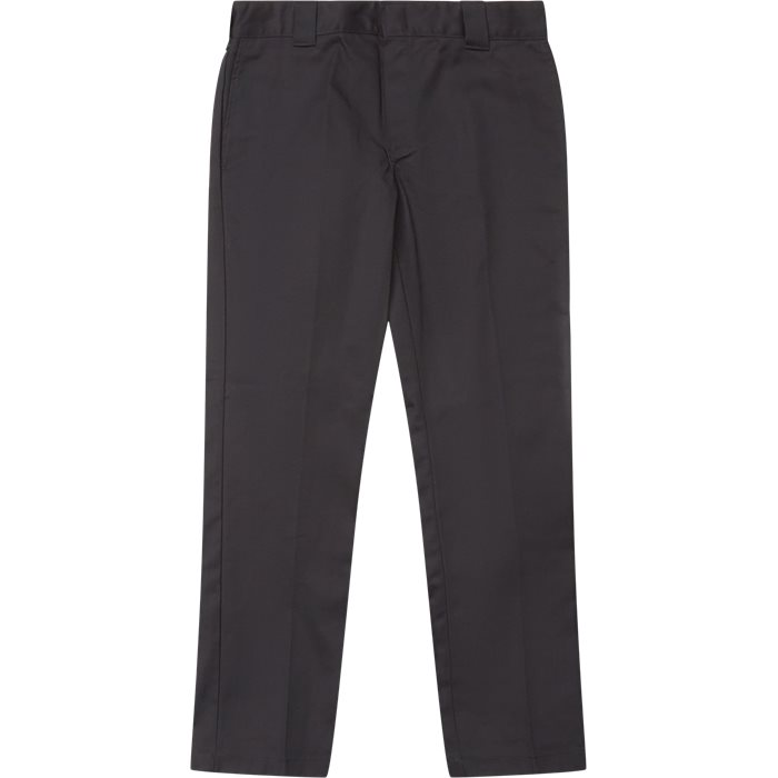 Work Pant - Bukser - Slim - Sort