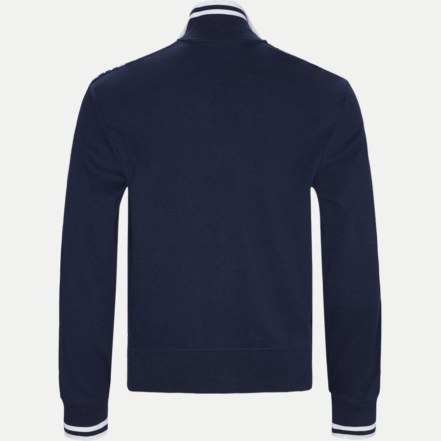 710750705 -  Interlock Track Jacket Sweatshirt - Sweatshirts - Regular - NAVY - 2