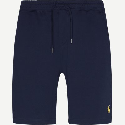 Interlock Jersey Shorts Regular | Interlock Jersey Shorts | Blå