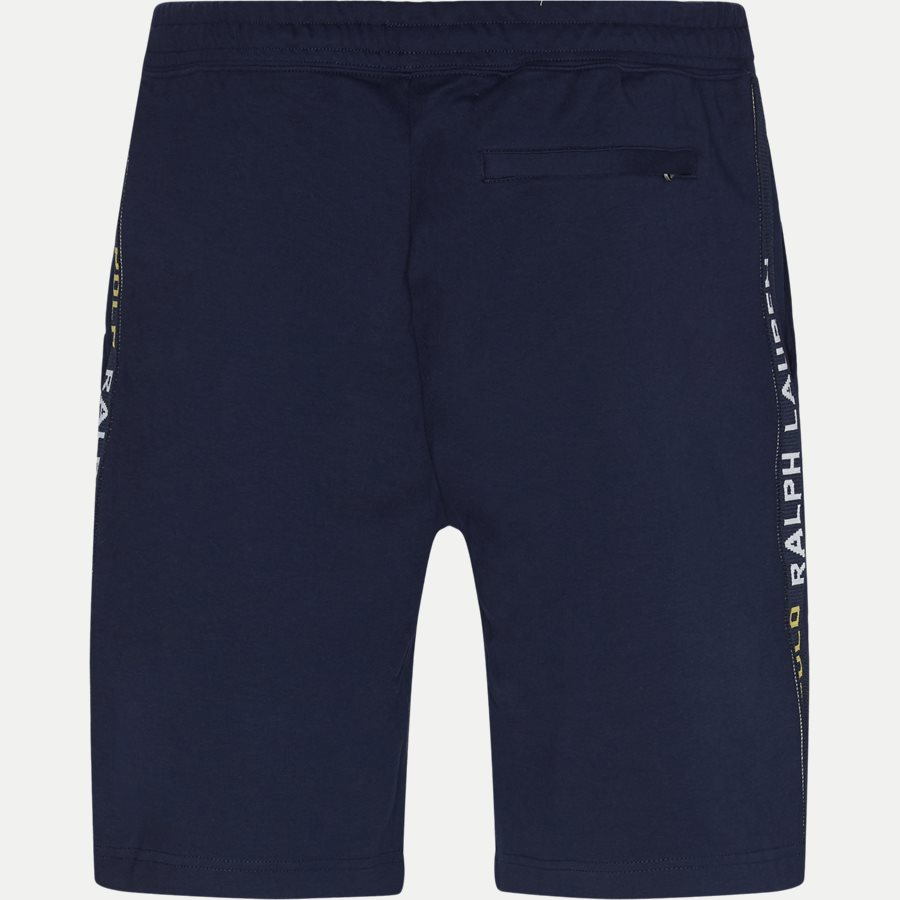 710750707 - Interlock Jersey Shorts - Shorts - Regular - NAVY - 2