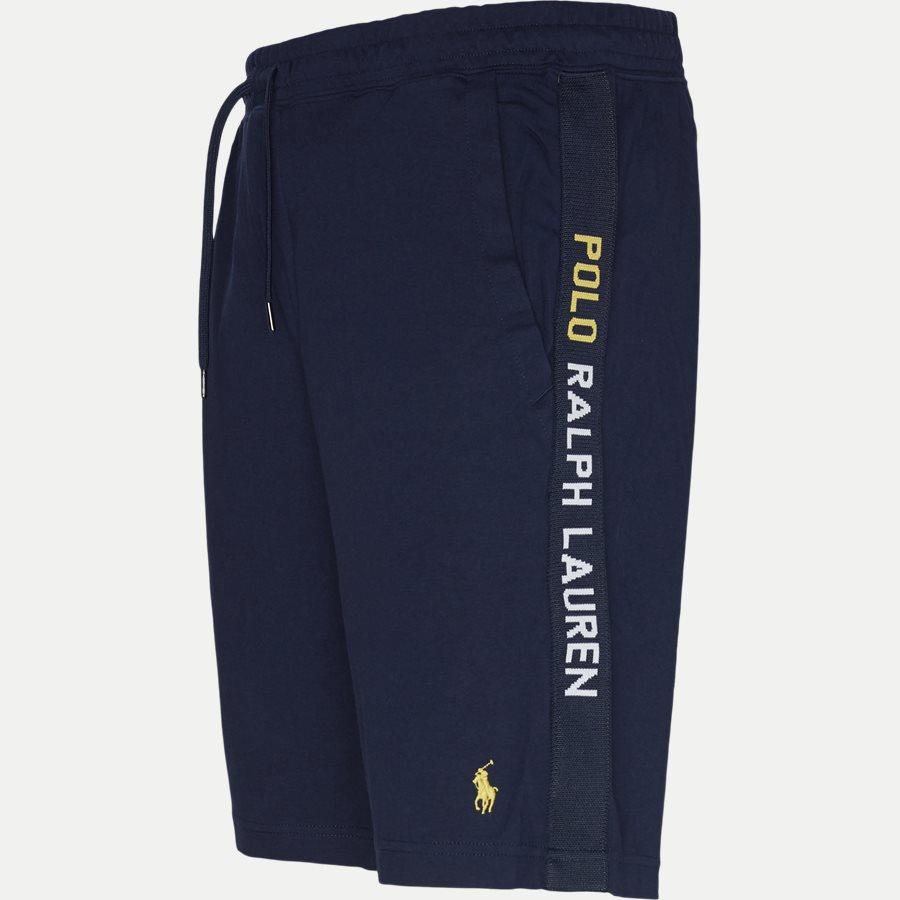 710750707 - Interlock Jersey Shorts - Shorts - Regular - NAVY - 4