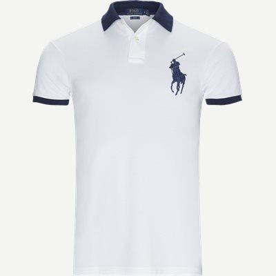 Big Pony Polo Shirt Slim | Big Pony Polo Shirt | Hvid