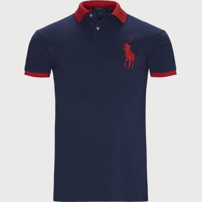 Big Pony Polo Shirt Slim | Big Pony Polo Shirt | Blå