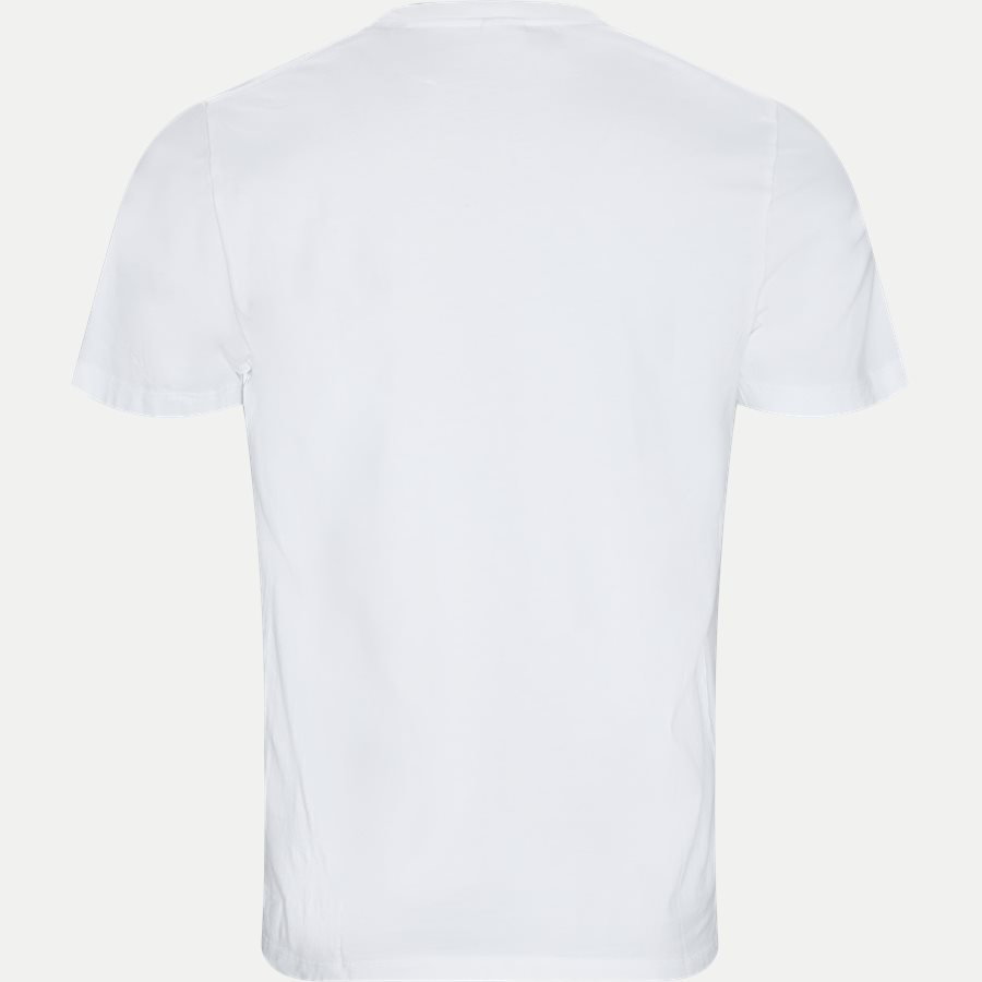 MAURO PRINT 3421 - Mauro Print T-shirt - T-shirts - Regular - HVID - 2