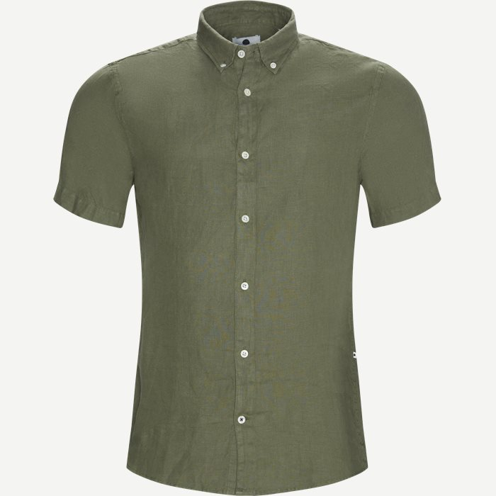 Shirt-sleeved shirts - Regular - Army