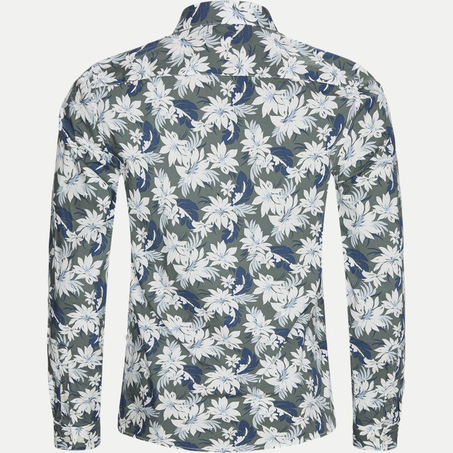 LEON 5144 - Leon Skjorte - Skjorter - Regular - ARMY - 2