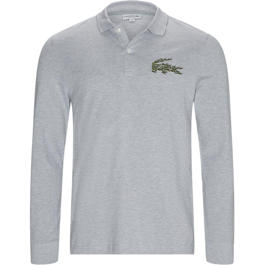 PH8562 - T-shirts - Regular - GRÅ - 1
