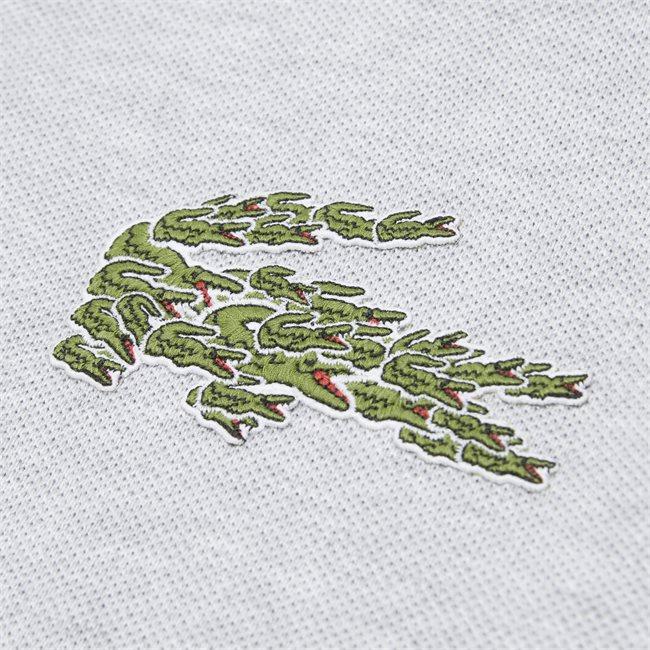 Multiple Croc LS Polo T-shirt