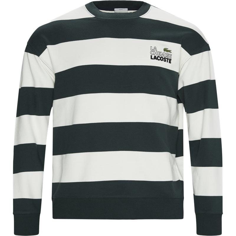 lacoste – Lacoste sh8142 sweatshirts grøn på quint.dk