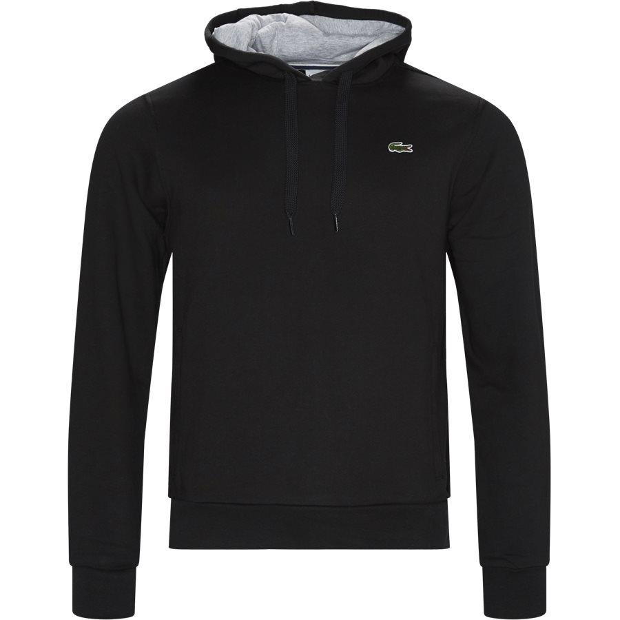 SH2128 - Sport Hooded Fleece Tennis Sweatshirt - Sweatshirts - Regular - SORT - 1