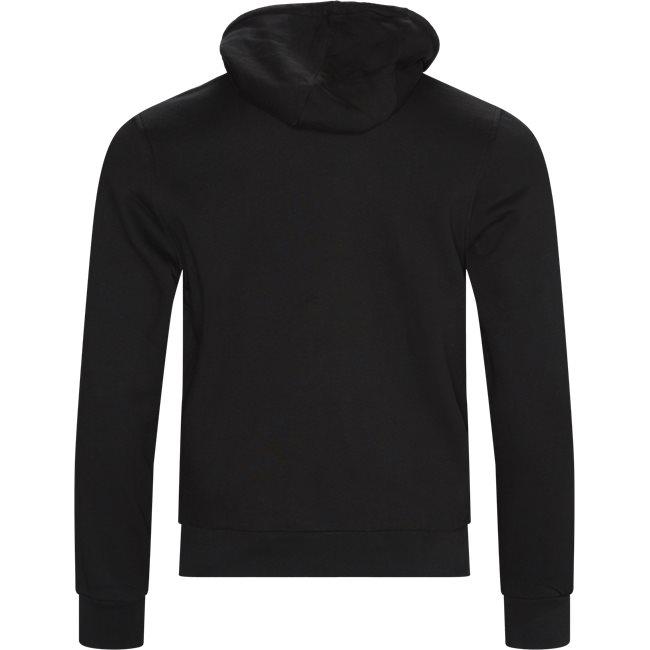 Sport Hooded Fleece Tennis Sweatshirt