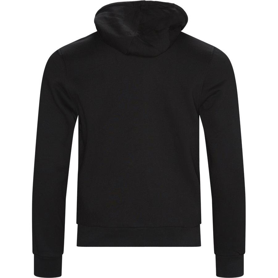 SH2128 - Sport Hooded Fleece Tennis Sweatshirt - Sweatshirts - Regular - SORT - 2