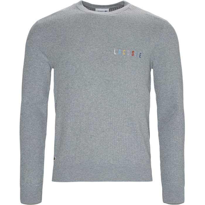 Knitwear - Regular - Grey