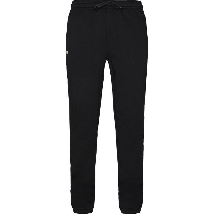 XH7611 Sweatpants - Bukser - Regular - Sort