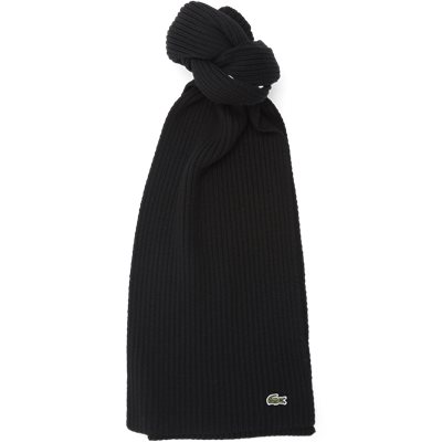 Ribbed Wool Scarf Ribbed Wool Scarf | Sort