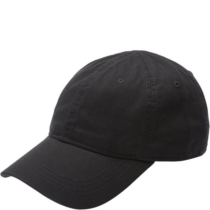 RK9811 Cap - Caps - Sort