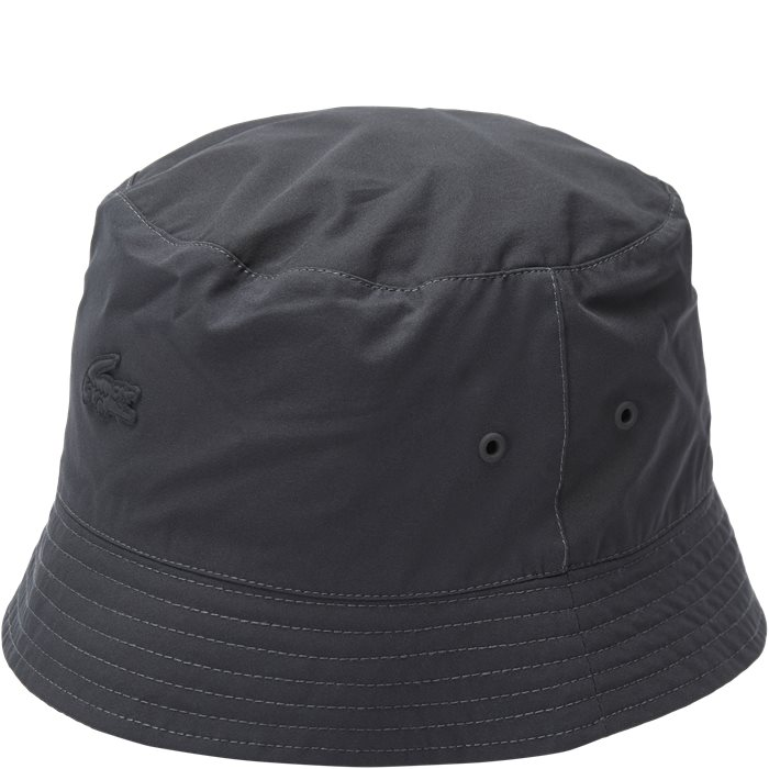 Motion Bi-Material Collapsible Reversible Bucket Hat - Caps - Grå