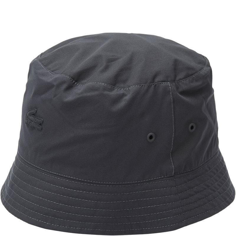Image of   Lacoste Motion Bi-material Collapsible Reversible Bucket Hat Grå