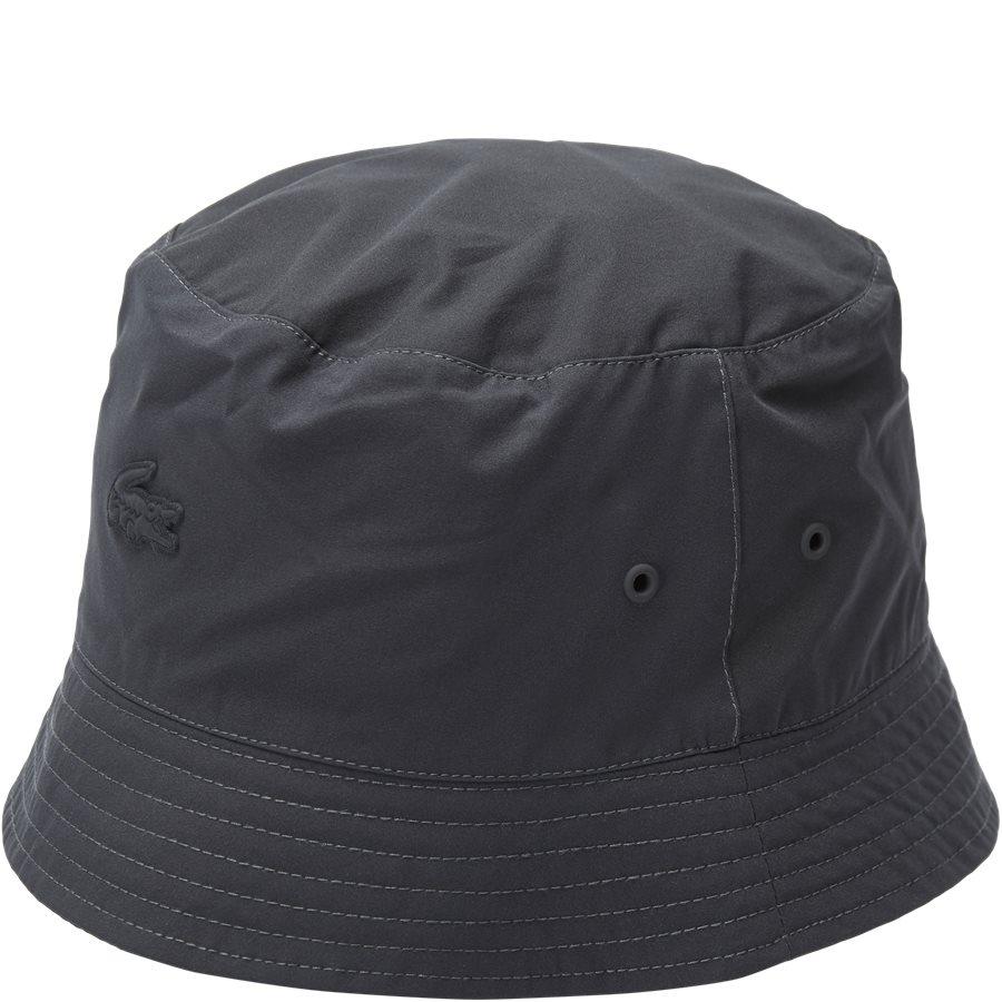 RK8272 -  Motion Bi-Material Collapsible Reversible Bucket Hat - Caps - GRÅ - 1