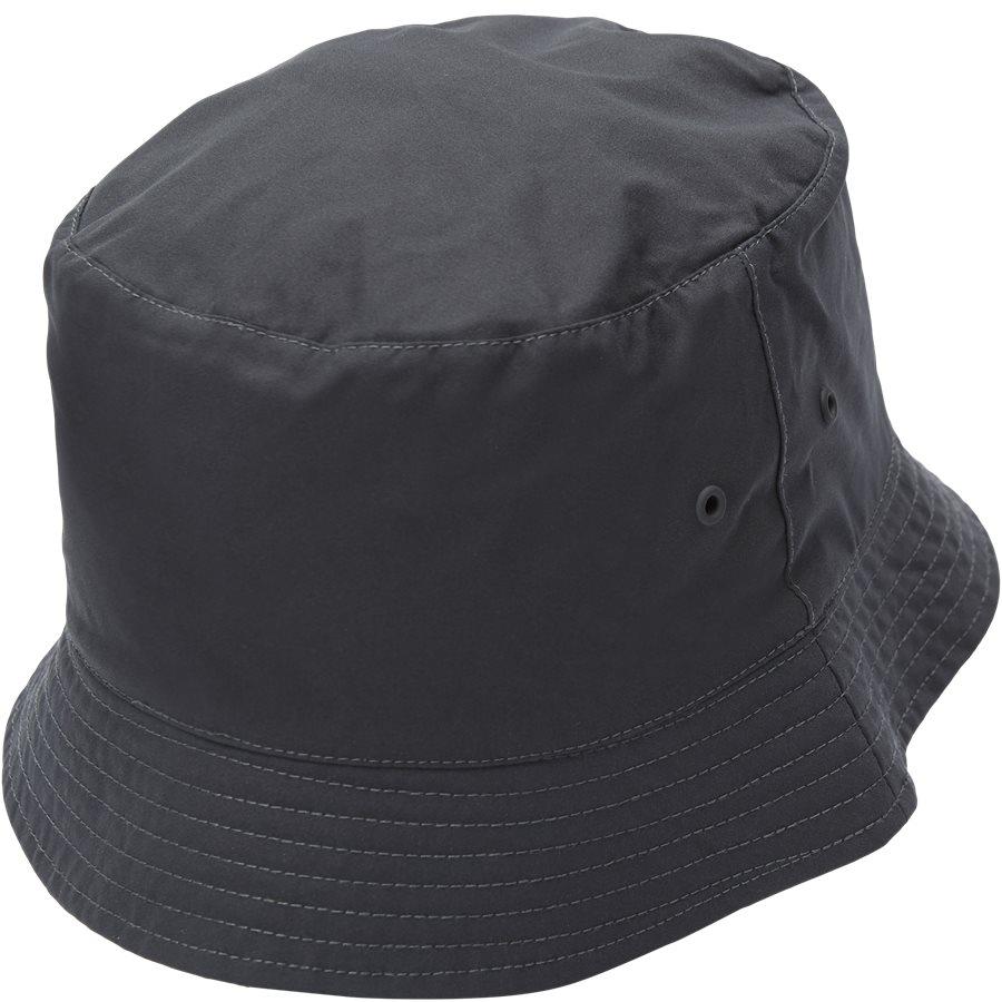 RK8272 -  Motion Bi-Material Collapsible Reversible Bucket Hat - Caps - GRÅ - 2