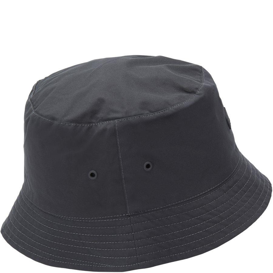 RK8272 -  Motion Bi-Material Collapsible Reversible Bucket Hat - Caps - GRÅ - 4