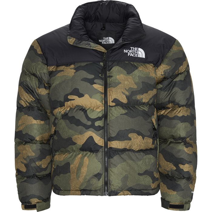 Nuptse 1996 Jacket - Jakker - Regular - Army