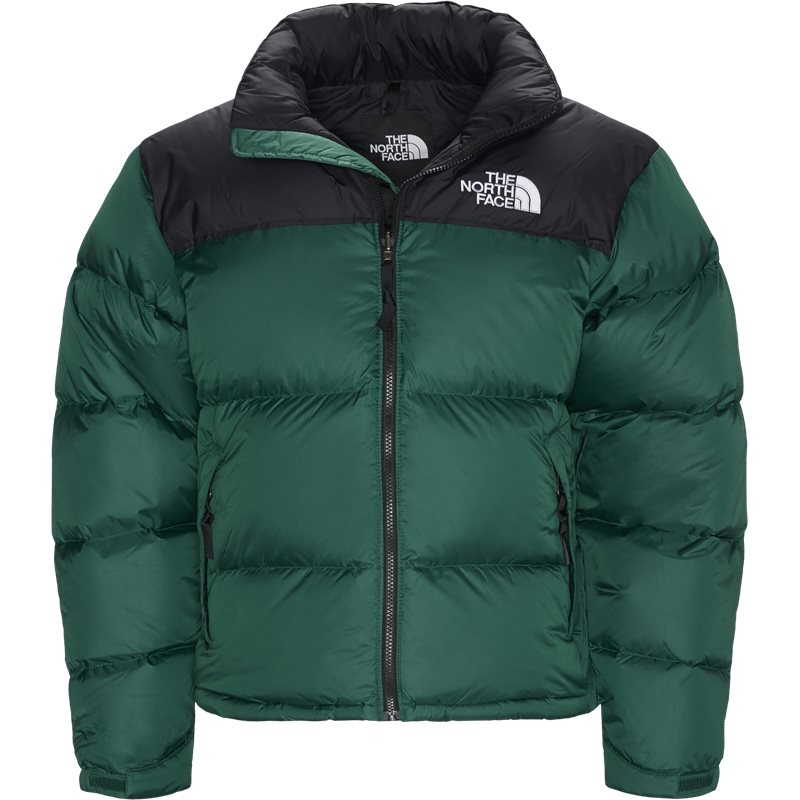 the north face The north face nuptse 1996 jacket grøn fra quint.dk