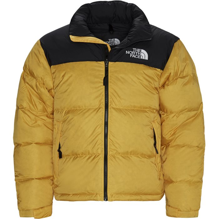 Nuptse 1996 Jacket - Jakker - Regular - Gul