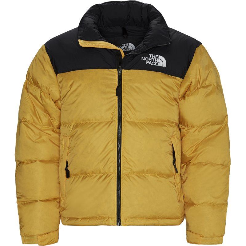 Image of   The North Face Nuptse 1996 Jacket Gul