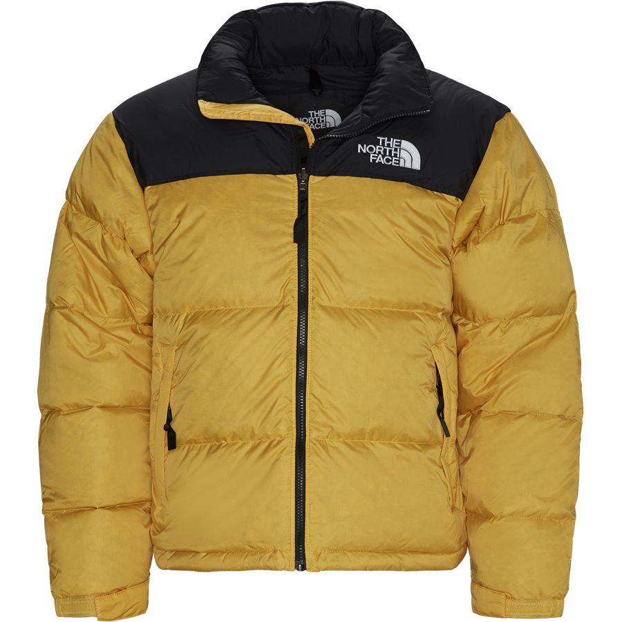 NUPTSE 1996 - Jackets - Regular - GUL - 1