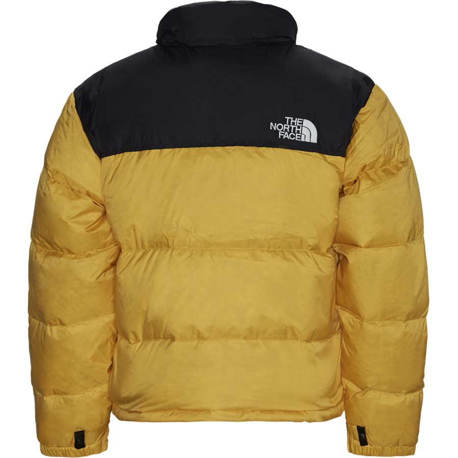 NUPTSE 1996 - Jackets - Regular - GUL - 2
