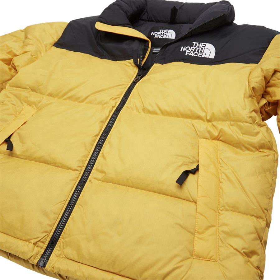 NUPTSE 1996 - Jackets - Regular - GUL - 7