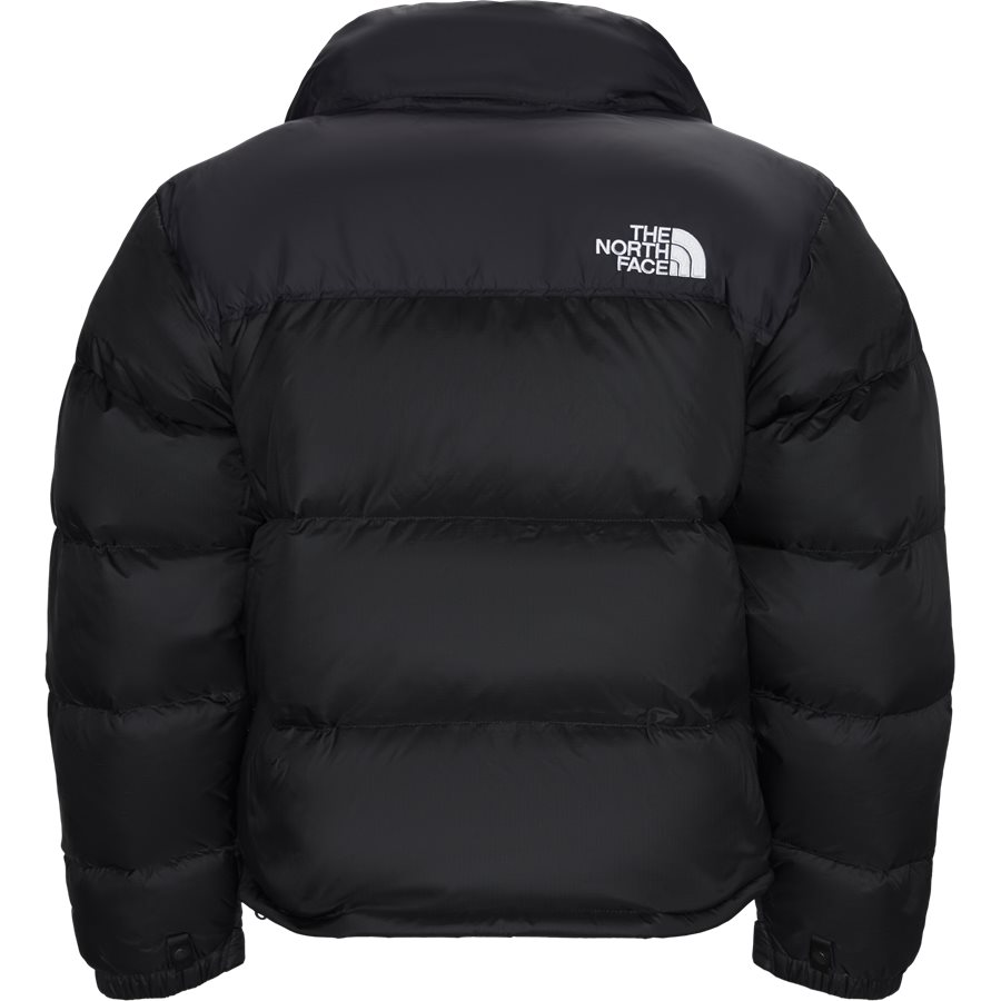 NUPTSE 1996 - Nuptse 1996 Jacket - Jakker - Regular - SORT - 2