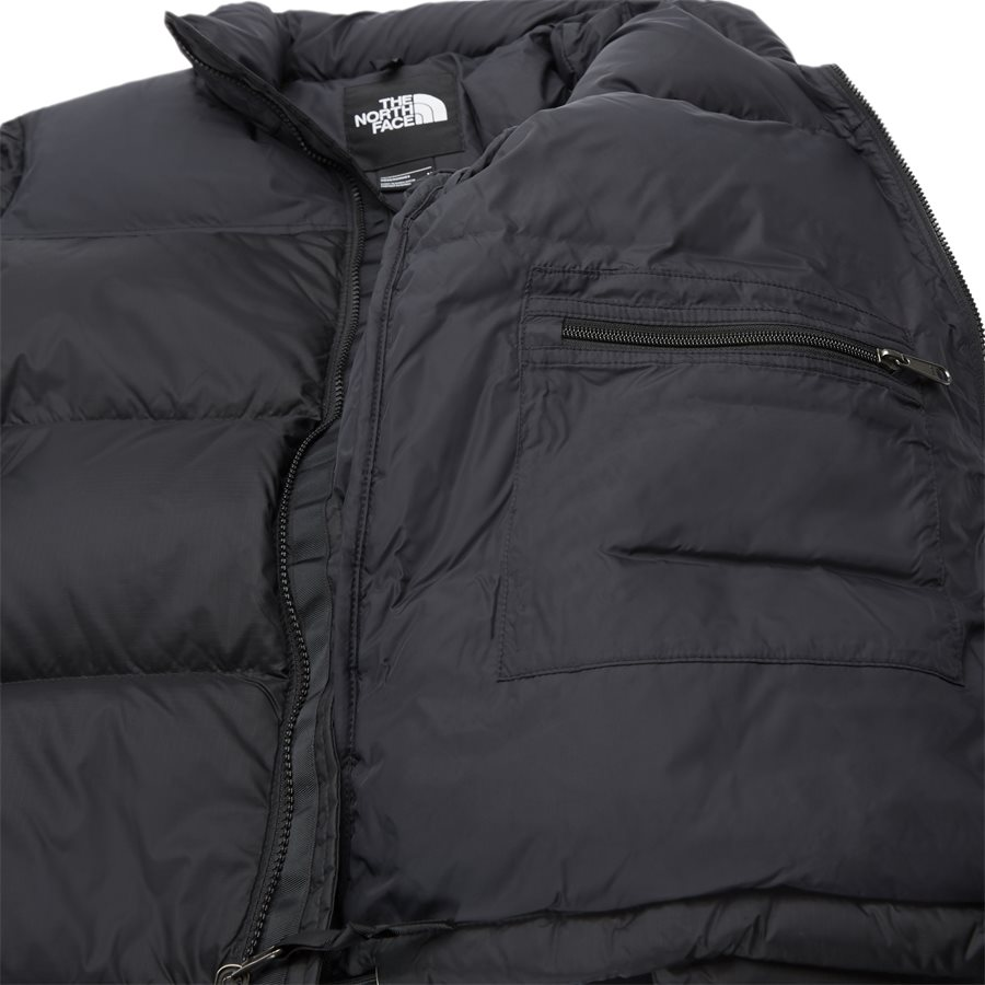 NUPTSE 1996 - Nuptse 1996 Jacket - Jakker - Regular - SORT - 10