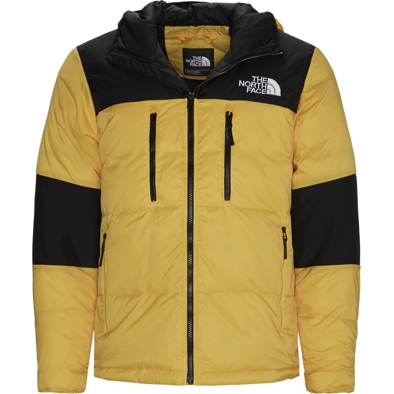 the north face – The north face himalaya light down hood jacket gul fra quint.dk