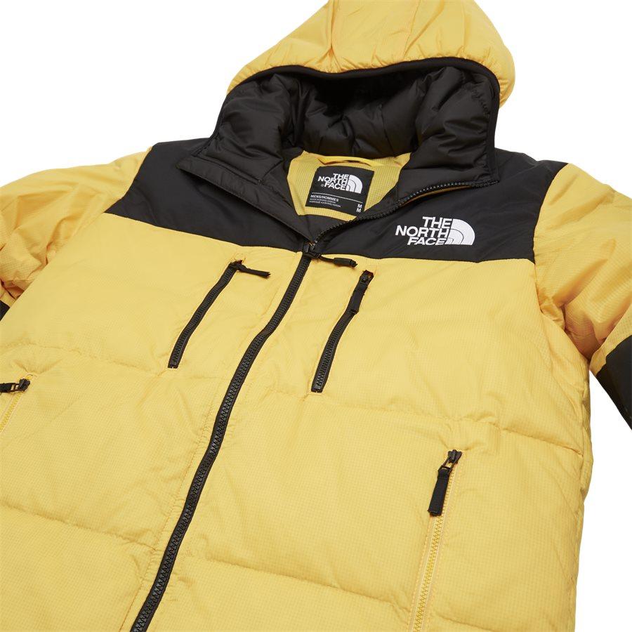 HIMALAYA DOWN - Himalaya Light Down Hood Jacket  - Jakker - Regular - GUL - 7