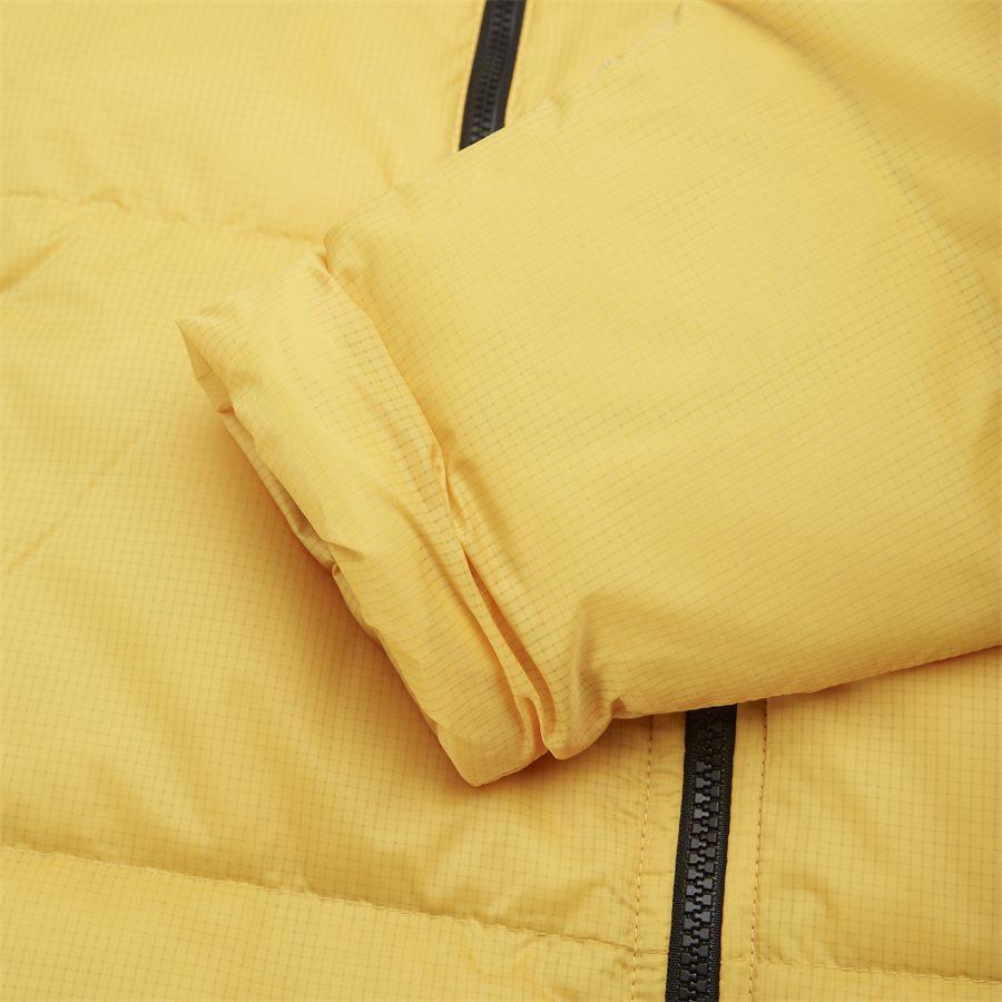 HIMALAYA DOWN - Himalaya Light Down Hood Jacket  - Jakker - Regular - GUL - 8